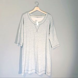GAP | Dress Long Sleeve Sweatshirt Gray Large